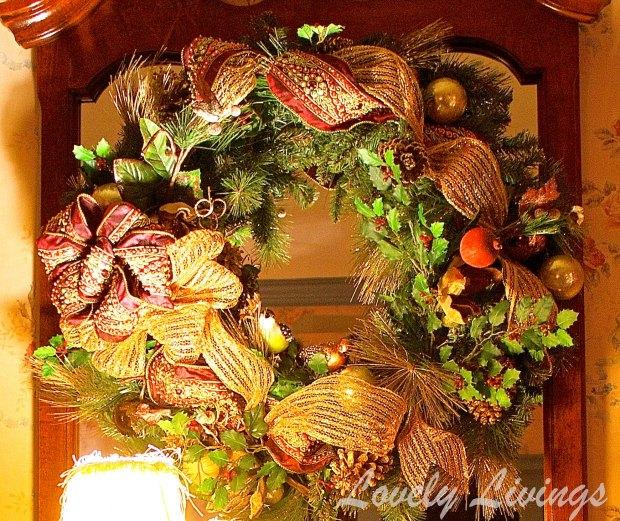 Christmas Wreath 2013