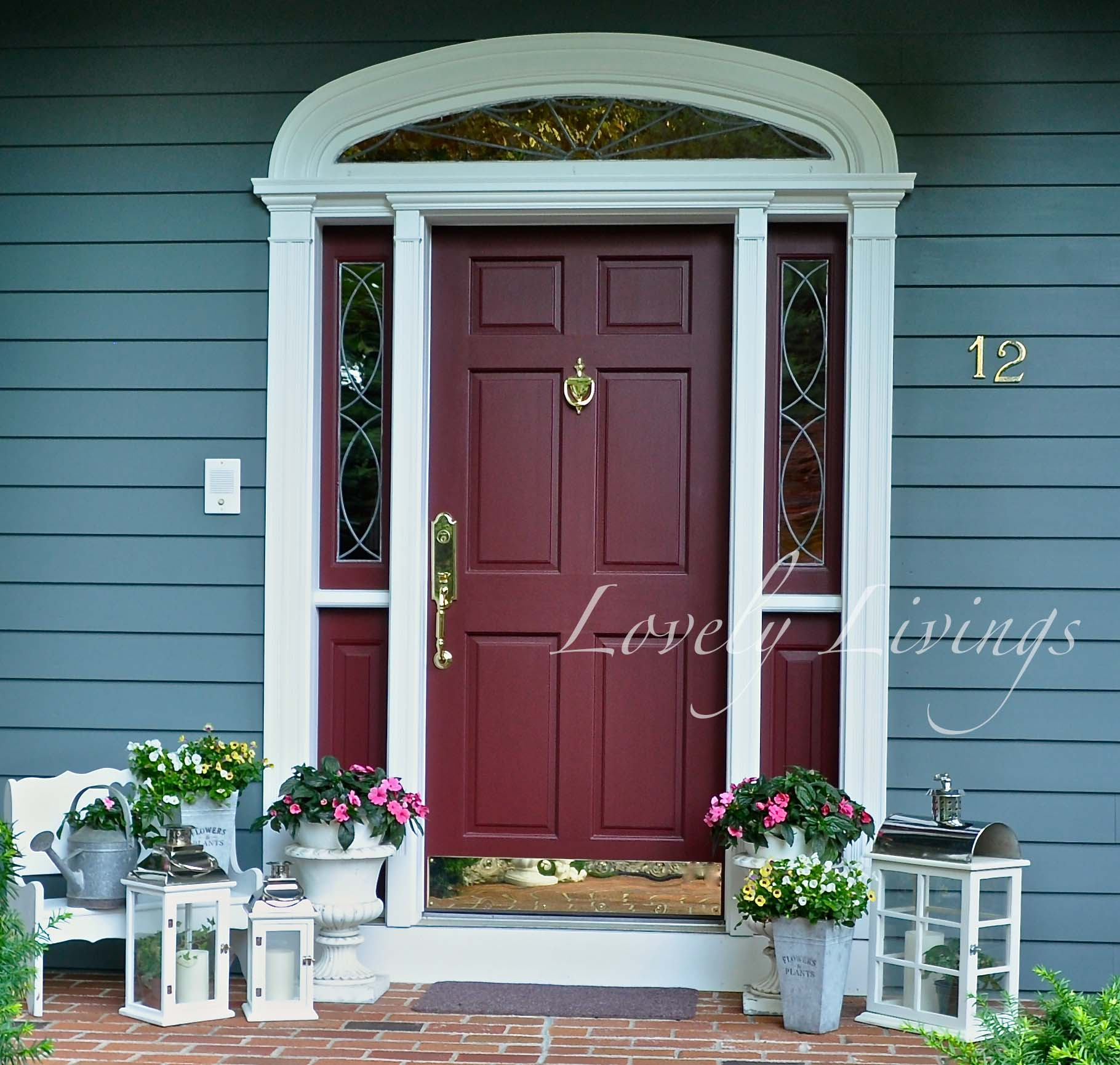 front door decor front door decor 10695