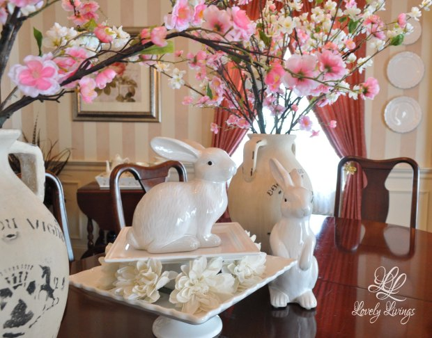 Easter Dining Room 2015