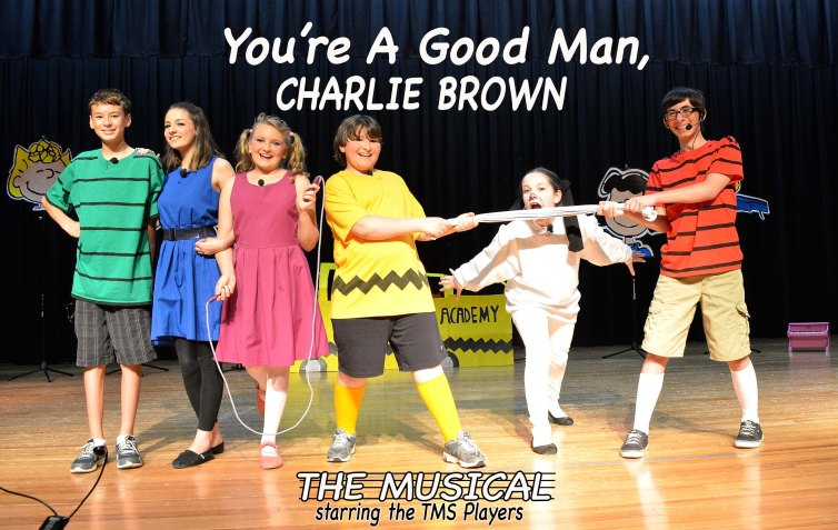 Charlie Brown Play 2015