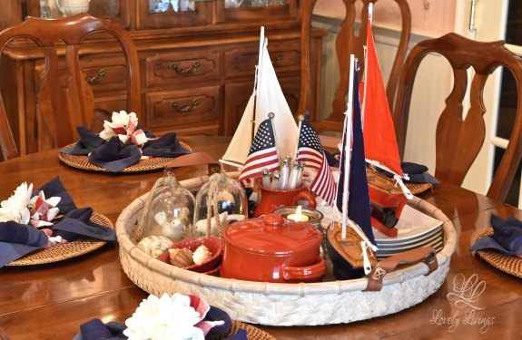 Nautical 4th of July
