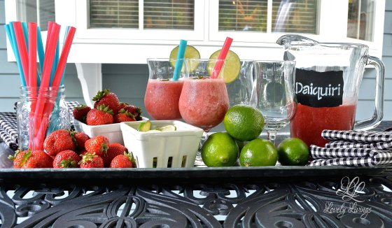 Summer Daiquiris