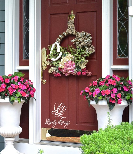Lovely Summer Wreath
