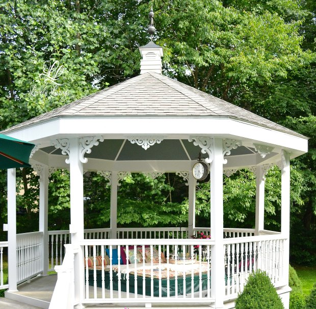 Relaxing Gazebo