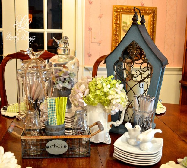 Summer Tablescape 2015