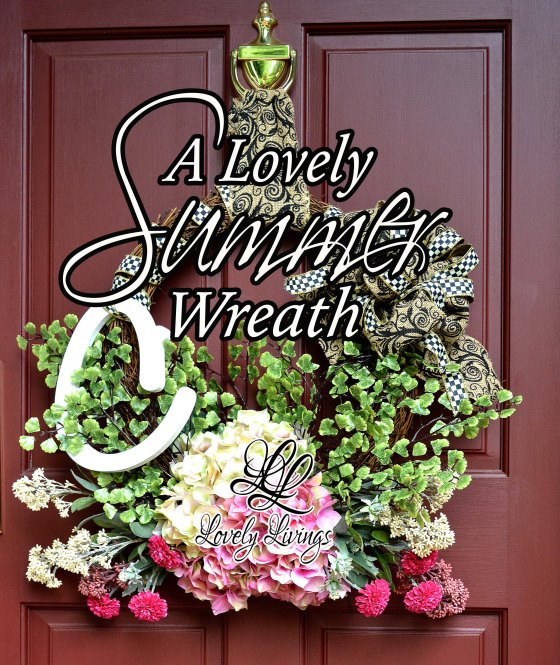 Summer Wreath 2015