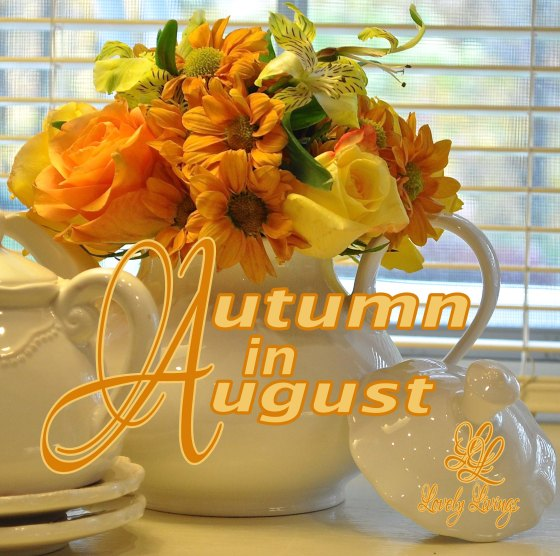 Autumn in August 2
