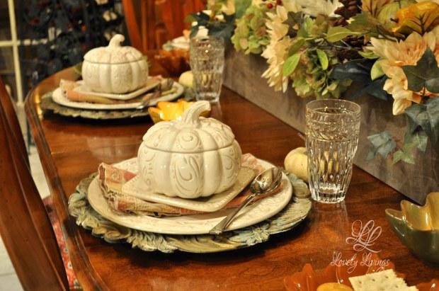 Autumn Table-Scape 2014