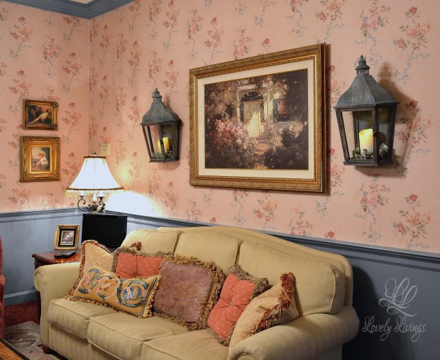 Lovely Lanterns in the Living Room