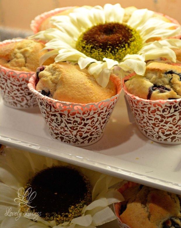 Blueberry Muffin Breakfast