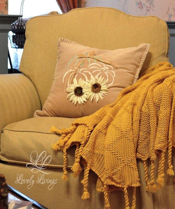 Autumn Pillows