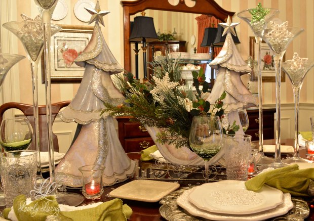 A Christmas Table