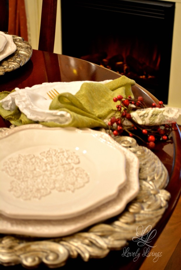 A Christmas Table