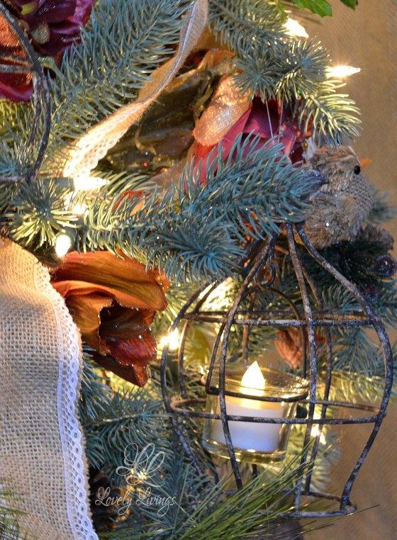 Flowering Christmas Tree