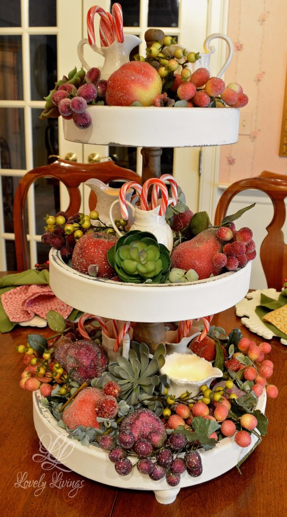 Sweet Christmas Centerpiece