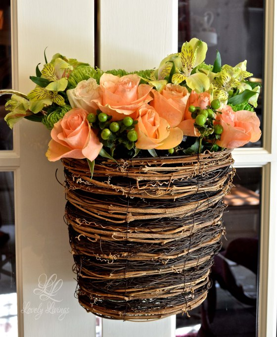 Lovely Hanging Flowers