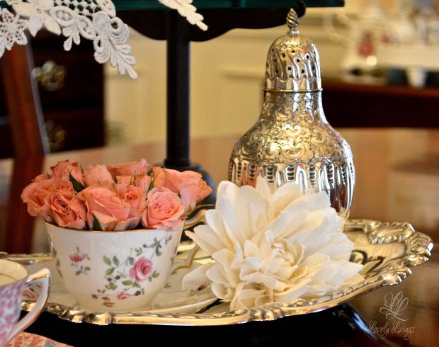 A Tea Etagere