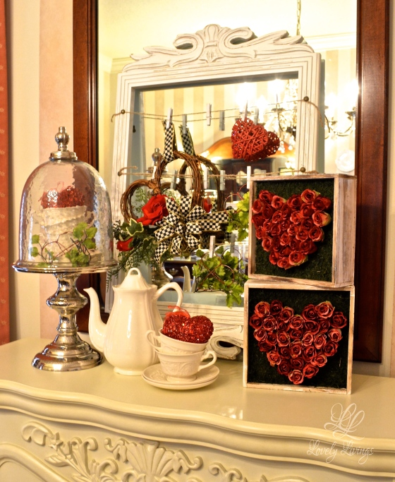 Lovely Valentine Display