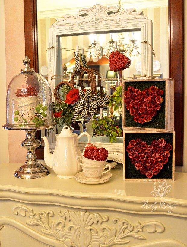 Lovely Valentine Display