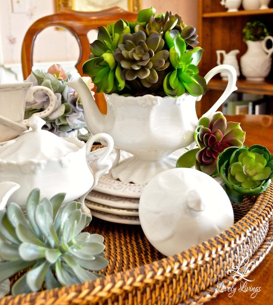 Tea and Topiaries