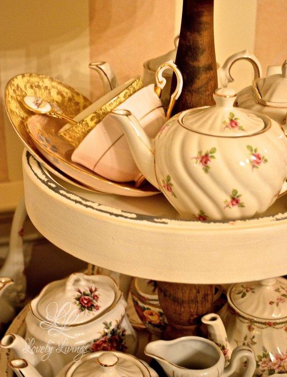 Tiered Tea