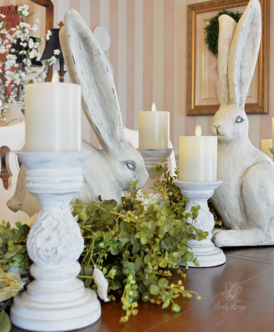 Early Easter Table