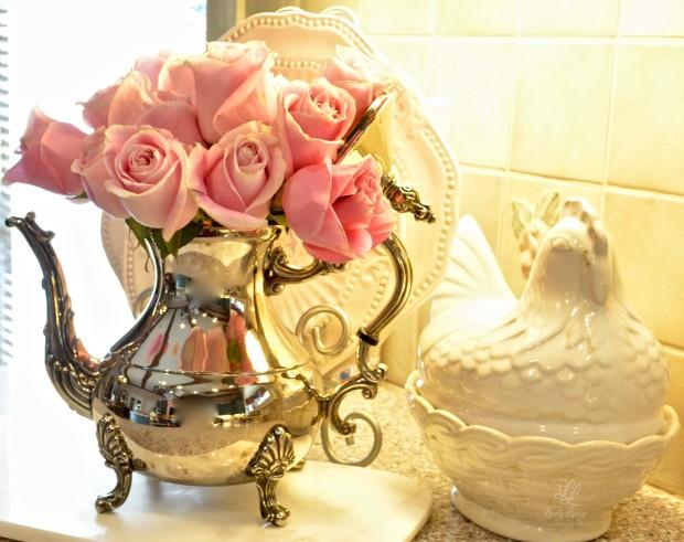 Lovely Winter Roses