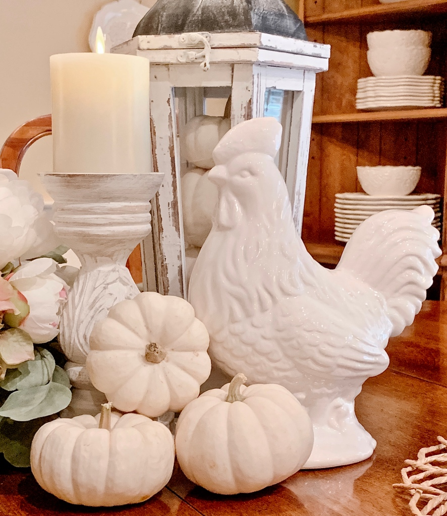 Fall Kitchen Table