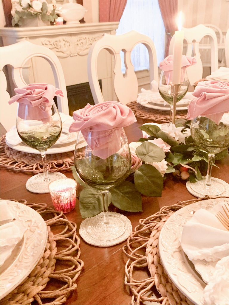 Lovely Livings-Winter Table